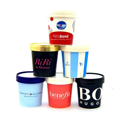 Ice Cream Tubs