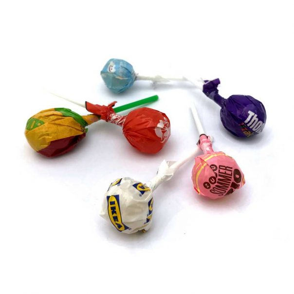 Ball Lollies | Bite My Brand
